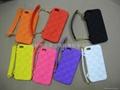 iphone 5/5s硅胶套 2