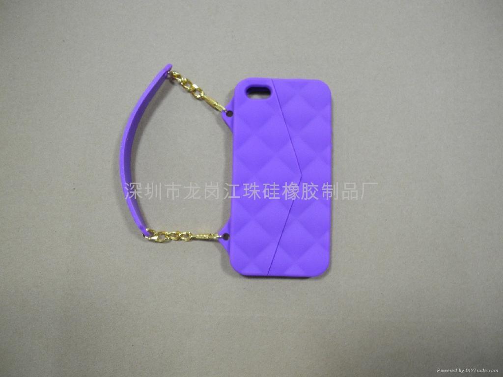 iphone 5/5s硅胶套 3