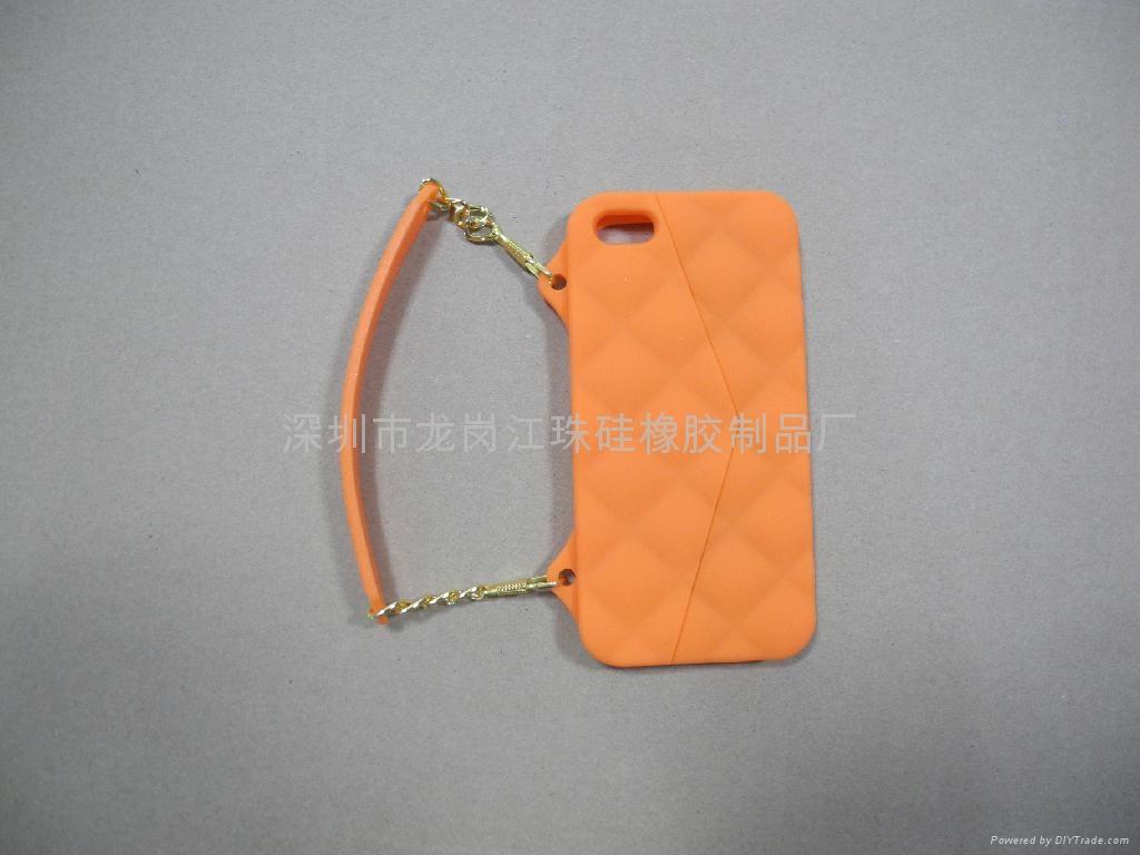 iphone 5/5s硅膠套 5