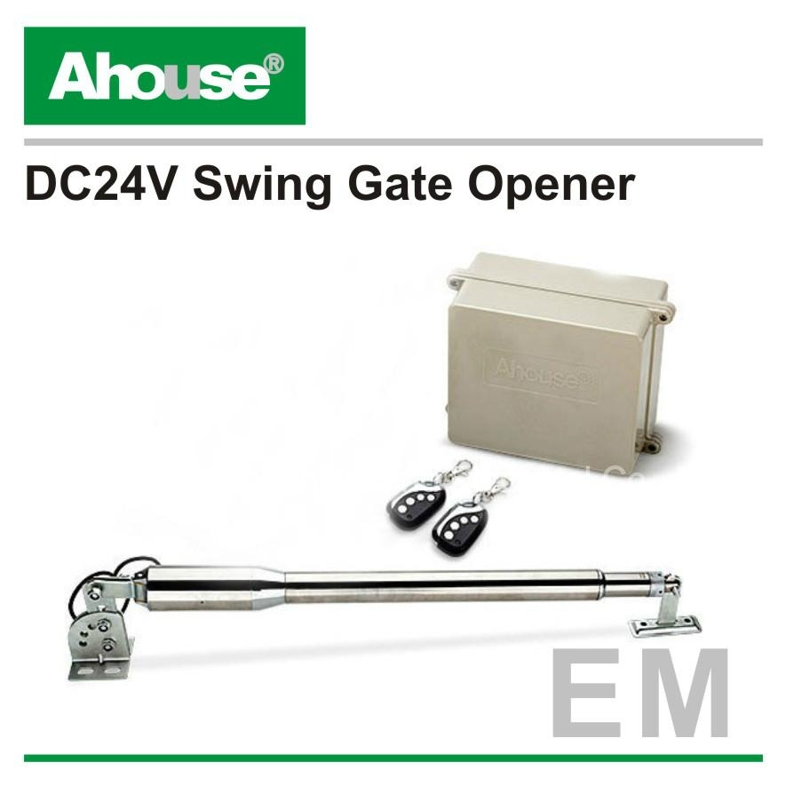 Automatic gate openers systems operators