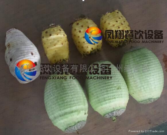 南瓜冬瓜菠萝哈密瓜芋头削皮机  4