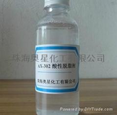 中性脱脂剂