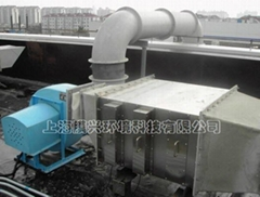 紫外线光解氧化工业废气净化器
