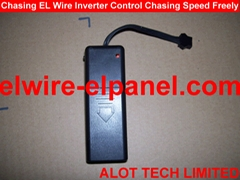 EL Inverter for Chasing EL Wire Driver Adjust Chasing Speed (Hot Product - 1*)