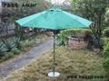 户外桌椅专用伞
