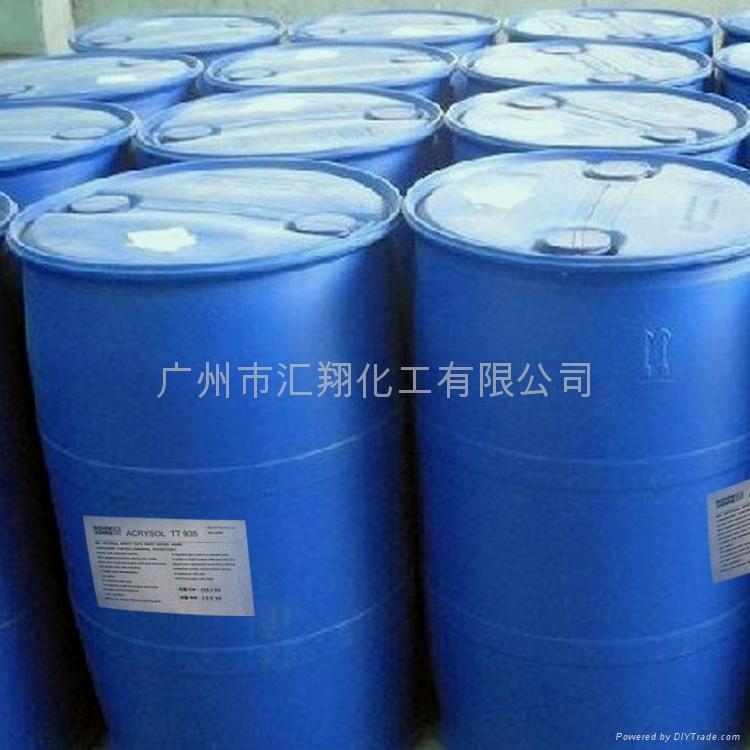 羅門哈斯疏水改性碱溶脹締合型增稠劑TT-935 1