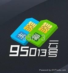 95013商務總機
