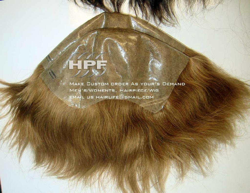 Custom Toupee/hairpiece (Bangladesh Manufacturer)