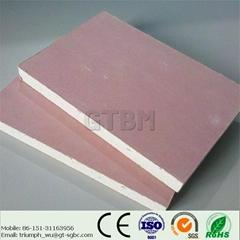 Fireproof gypsum board 1200*2500 by