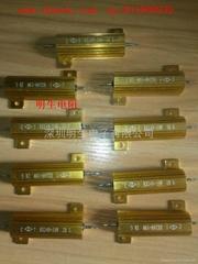 Rx24铝壳电阻