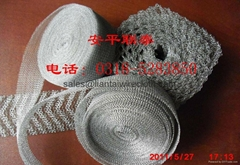 knitted wire mesh filter