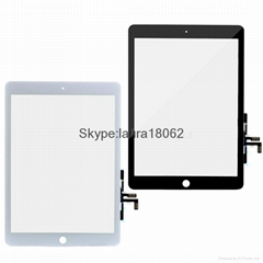 New Replacement Touch Screen Lens Glass Digitizer Parts For iPad Air 5 5G