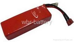 RC Battery-7.4V 2200mAh 20C