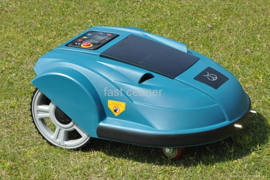 Top quality automatic robot lawn mower robot s510 for Top quality garden tools