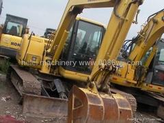 Used Komatsu PC60-7 Mini Excavator Digger 6 Ton
