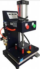 拓者小型氣動皮革壓痕機熱轉印燙畫機