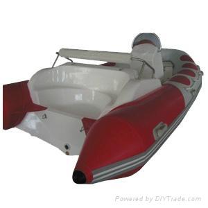 fishing boat sports boat rib boat inflatable boat 1