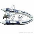 rigid inflatable boat Rib boat sports