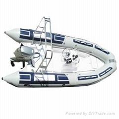 rigid inflatable boat Rib boat sports boat