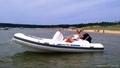rib boat sports pleasure boat rigid