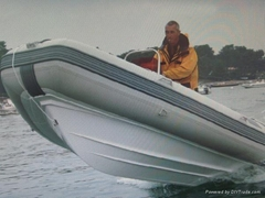 Rigid inflatable boat rib rib boat Hypalon rigid Boat