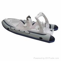 Sports boat pleasure boat rigid inflatable boat Rib boat