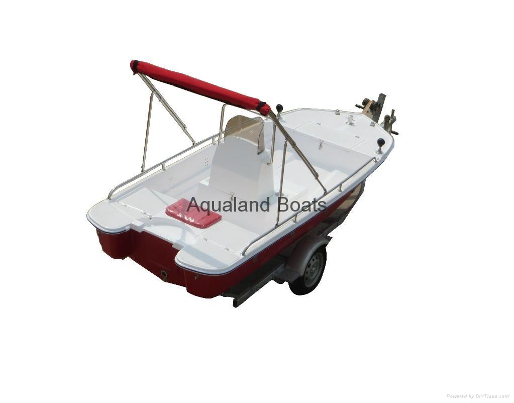 rib boat  sports boat rigid inflatable boat fishing boat 1