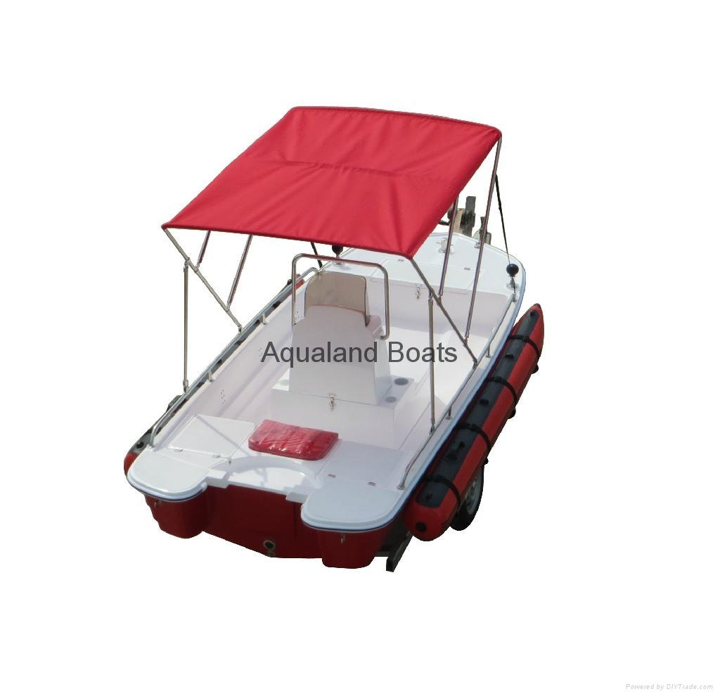 rib boat  sports boat rigid inflatable boat fishing boat 3