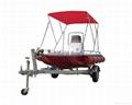 rib boat  sports boat rigid inflatable boat fishing boat 4