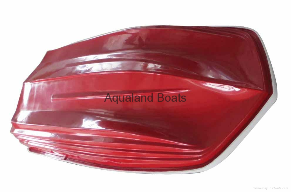 rib boat  sports boat rigid inflatable boat fishing boat 5