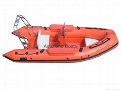 rigid inflatable boat rib boat rescue boat patrol boat