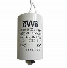 metallized film capacitor CBB80