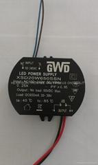 LED driver 100-240V