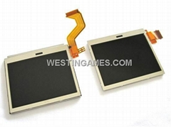 Genuine Bottom LCD Screen for Nintendo DS Lite/NDSL