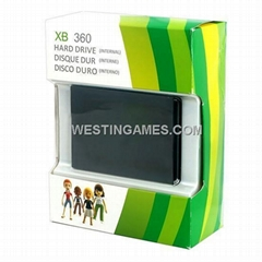 New 250GB Hard Disk Drive HDD for Microsoft XBOX 360 Slim