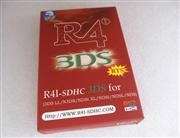 R4i-SDHC RTS V5.0.0-11 Flash Card Red Packing for NDSL/DSi/DSixl/3DS
