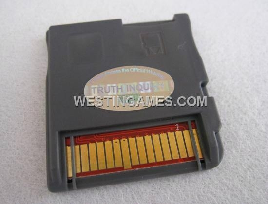 R4i-SDHC RTS V5.0.0-11 Flash Card Red Packing for NDSL/DSi/DSixl/3DS 4