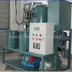 HIGH-EFFICIENT VACUUM OIL PURIFIER SERIES