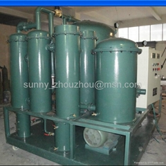 TWO-STAGE MULTIFUNCTION VACUUM OIL PURIFIER SERIES