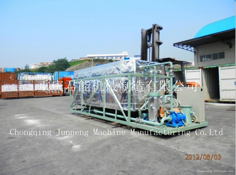 ENGINE OIL RECYCLING PURIFIER SERIES 1