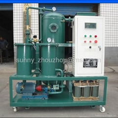 LUBRICANT OIL PURIFICATION
