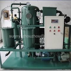雙極真空變壓器油濾油機
