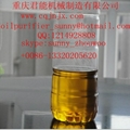 black synthetical oil distillation and refinery equipment 2