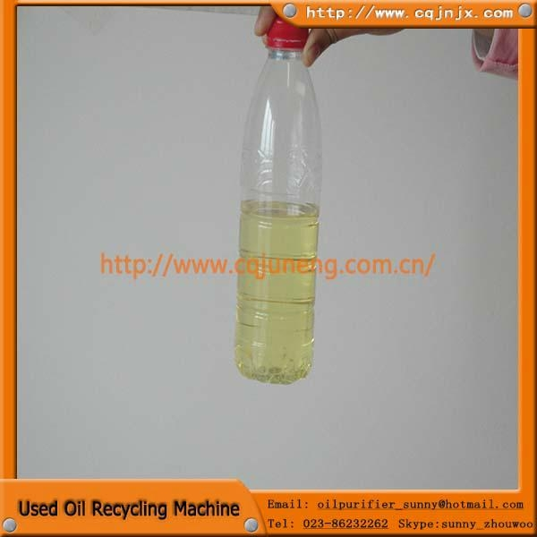 used lubricant oil recycling plant 3