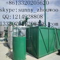used lubricant oil recycling plant