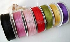silk ribbon,100% pure silk taffeta ribbons for embroidery