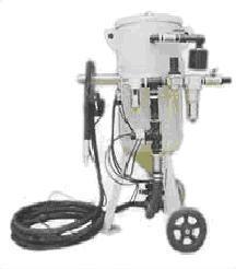 開放式式自動噴砂機噴砂罐噴丸罐 2