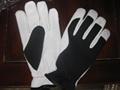 pigskin gloves