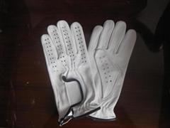 goatskin gloves