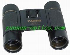 望遠鏡廠,玩具望遠鏡,熊貓望遠鏡8X21(人革)